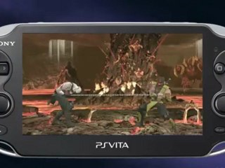 Mortal Kombat  - PS Vita Skins Trailer de Mortal Kombat 9