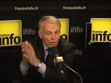 """Nicolas Sarkozy et le 1 mai : """"Indécence"""" selon Jean-Marc Ayrault"""