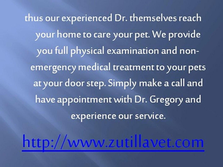 Pet care at your door –Mobile Pet