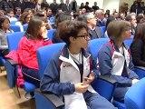 TG 18.04.12 Coni Puglia Star 2012, premiati 24 piccoli campioni