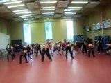 ZUMBADAAAAAA DE FOLIE MARDI 24 AVRIL 2012, BAYEUX FITNESS FORME, 14400 BAYEUX AGNES LOUER