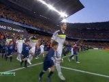 Барселона - Челси, 1/2 финала ЛЧ 1 тайм