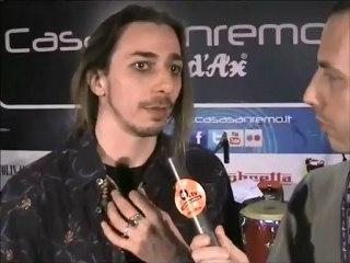 Sanremo 2012 Matteo Amantia