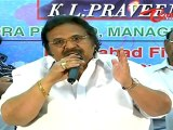National Award Winner K.L. Praveen Felicitation