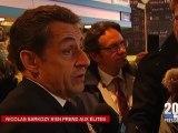 """Sarkozy : """"Marine Le Pen est compatible avec la République"""""""
