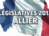 Législatives dans l'Allier - Le Débat - La Semaine de l'Allier/RMB - 2e tour