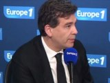 "Montebourg : Marine Le Pen ""va dévorer"" Nicolas Sarkozy"