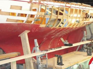 Candela - restauration de voiliers traditionnels