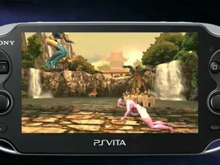 Mortal Kombat PS Vita : Launch Trailer de Mortal Kombat 9