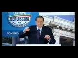Berlusconi - Il Milan, l'Inter, Moratti e Mourinho