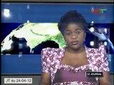 Gros plan sur 2 ceintures maraîchères de Brazzaville