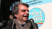 Brunetta - La politica è impegno e la campagna elettorale un utile bagno di umiltà (09.03.12)