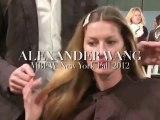 Fashion Week Alexander Wang Mercedes Benz Fashion Week New York Fall 2012