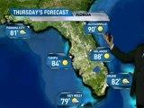 Florida Vacation Forecast - 04/25/2012