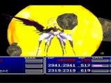 Final Fantasy VII [Sephiroth + Ending]