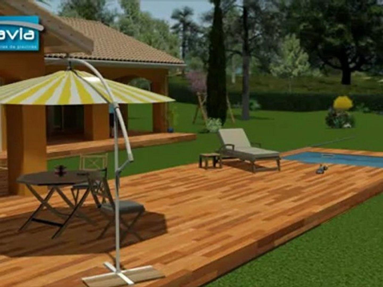 Terrasse Mobile Pour Piscine
