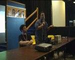 Débat et historique de l'informatique / jeu vidéo par Adoru (RGC 2011)