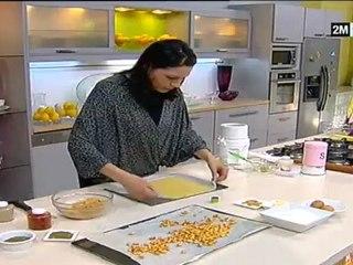 Recette Fruit Secs Et Mini Fekkas Marocain