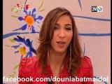 Dounia Batma sur Sabahiyat2M - دنيا بطمة في صباحيات دوزيم
