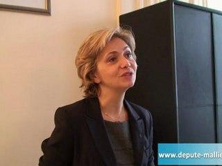 Valérie Pécresse, ministre du budget,  à propos de Richard Mallié