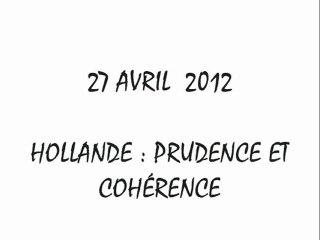 Hollande, burqa et cannabis - Balto 27 avril