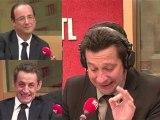 Le grand débat Hollande-Sarkozy sur RTL avec Laurent Gerra ! (réalisation Gaya Bécaud)