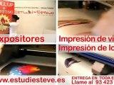 Impresión Gran Formato en Barcelona. Impresiones a Gran formato.