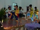 Cambodge Kampot école musique et danse (5)