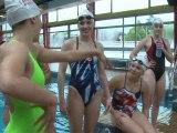 Brive Limousin Triathlon - présentation de l'équipe féminine D1 2012