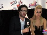 Elodie Gossuin & Manu - Nrj Music Awards 2012