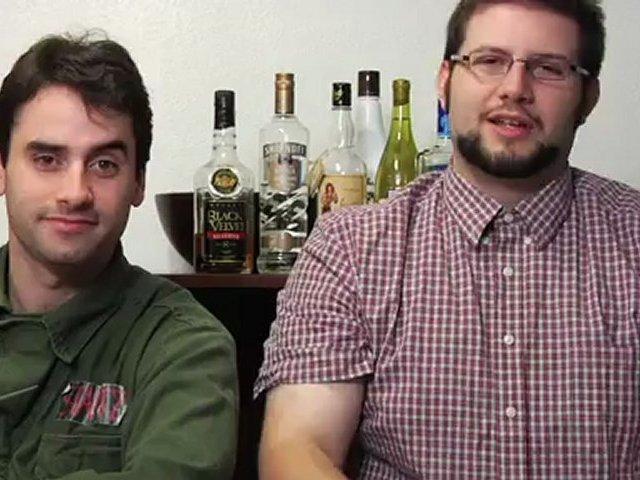 Drinking Games: Ghostdrinkers