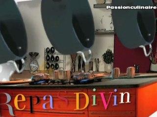 Repas Divin N°1 : La nouvelle série gastronomique