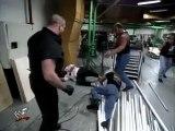 WWE-Universal.Fr - Mankind VS  Big Show ( Boiler Room Brawl )