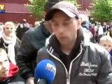 Coupe de France : les supporters de Quevilly à l'assaut du Stade de France