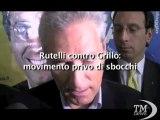 Rutelli contro Grillo: il suo movimento privo di sbocchi-VideoDoc. Una storia di non democrazia che vuol dare lezioni di democrazia