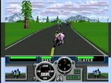 Classic Game Room : ROAD RASH 1 for Sega Genesis / Mega Drive review