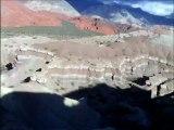 La Quebrada de las conchas, Cafayate, Argentina