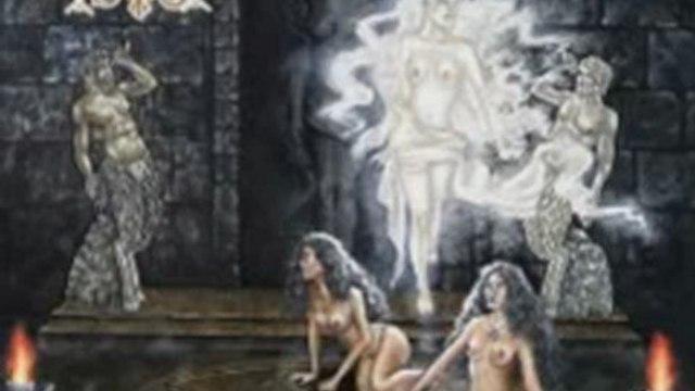 Eternal Sacrifice - Iluminados por Thabatherous Aleph... Musickantiga - 02 - The Lilith Phasis Cult: Goddess of the Moon