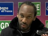 Ligue 1 Nancy-Caen: l'interview de Jérémy Sorbon
