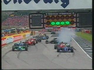 Formula 1 - San Marino GP 1994 - HRT - Part 1