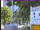 Cité des 4000 La Courneuve , en Juillet 2002