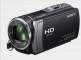 Sony HDR-CX190 HD Handycam 5.3 MP Camcorder with 25x Optical Zoom