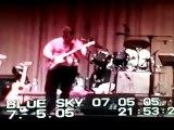 "The Blue sky "" Nivram 2 "" Bass solo/Jazz"
