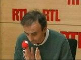 "Eric Zemmour : ""Petits indices et grosses trahisons"""