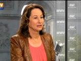"""Ségolène Royal sur BFMTV : """"hors de question de croiser DSK"""""""