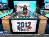 Objectif 2012 : Najat Vallaud-Belkacem et Frédéric Lefebvre