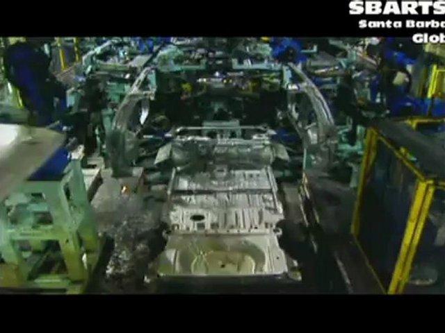 Honda UK hires 500 New Employees Look inside Factory