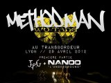 Live/Report SoHood Tv - Method Man à Lyon