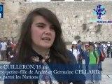"""CUILLERON Claire - Arrière-petite-fille de André CELLARD """"Justes parmi les Nations"""""""