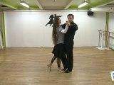 Tango: pas de base